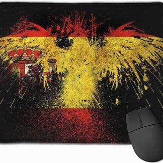 productos electrónicos con la bandera de España