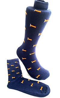 calcetines bandera España