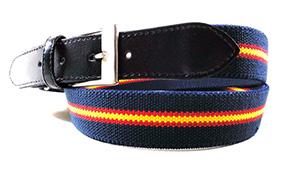 cinturón de lona elástico regulable