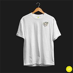 Camiseta con la cabra de La Legión española