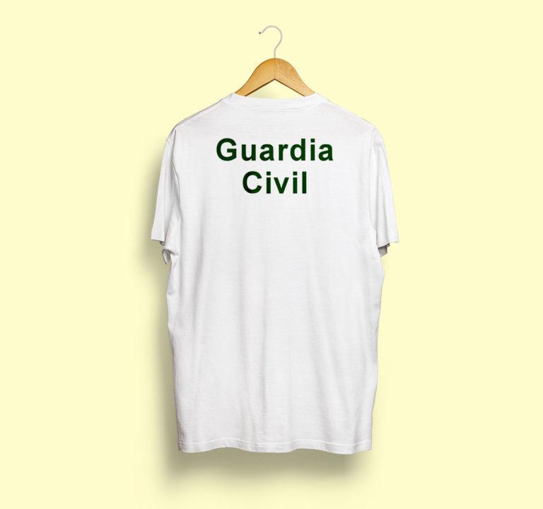 Camiseta básica Guardia Civil