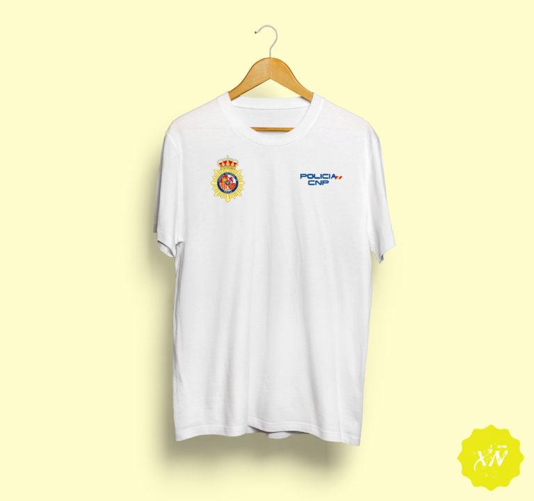 Camiseta básica CNP