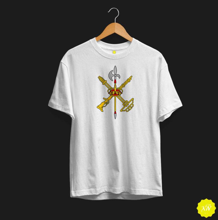 escudo camiseta Legión