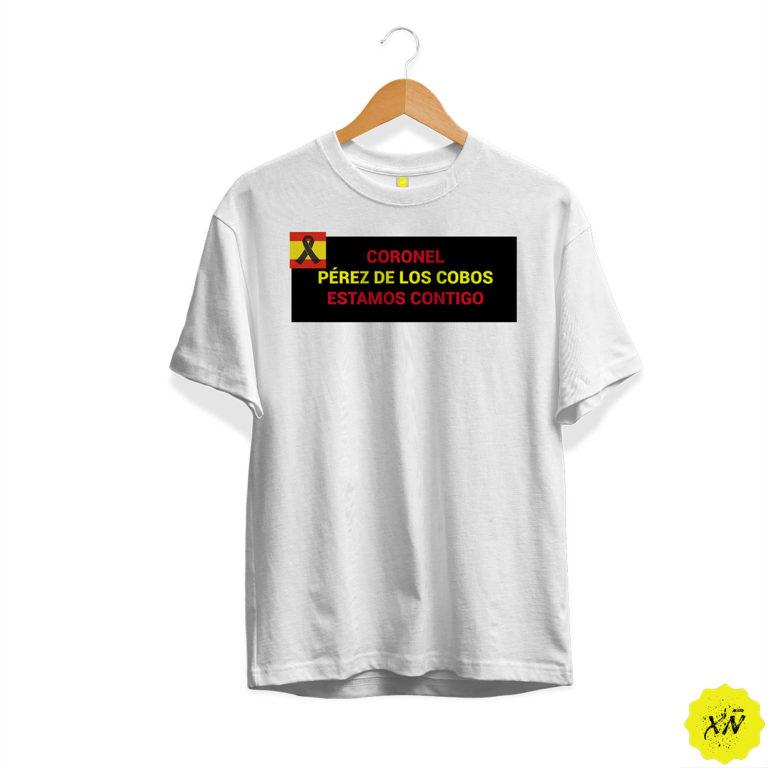 Camiseta Coronel Pérez de los Cobos