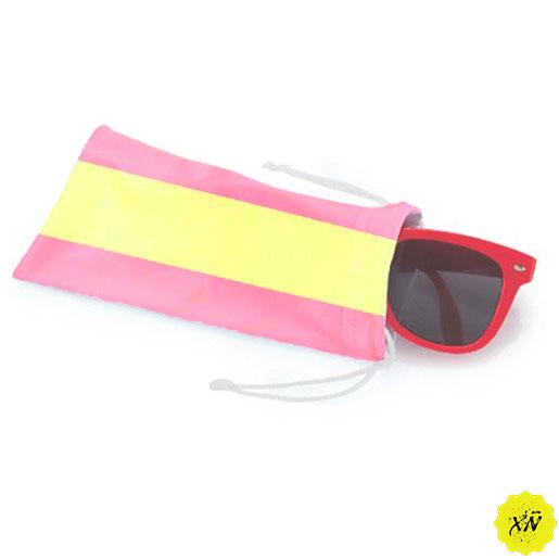 funda para gafas con la bandera de España