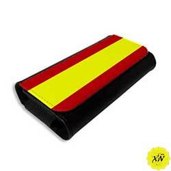 funda de gafas con bandera de España