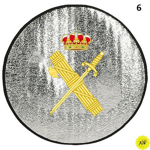 cubre volante Guardia Civil española
