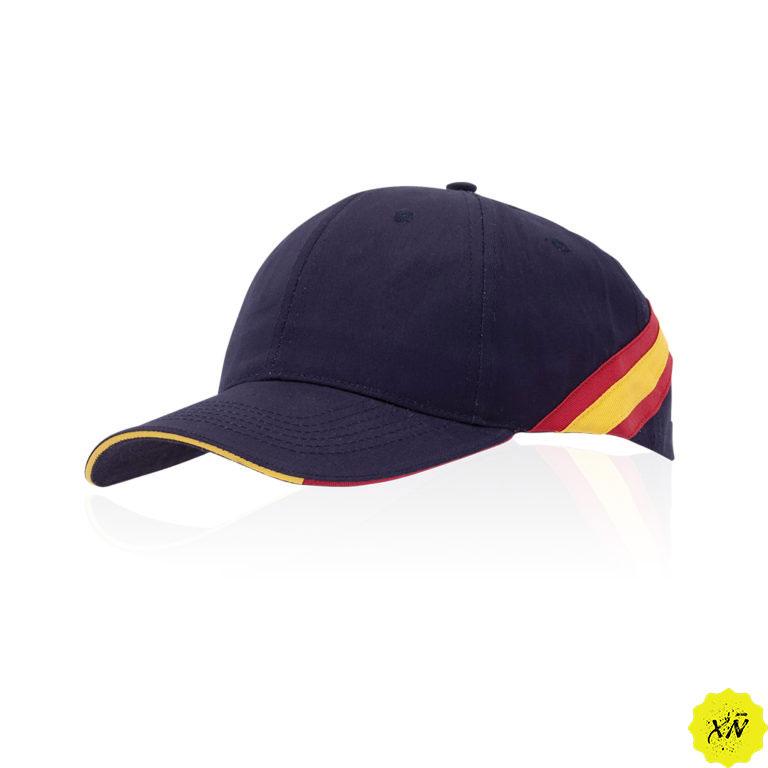 gorra nacional azul marino