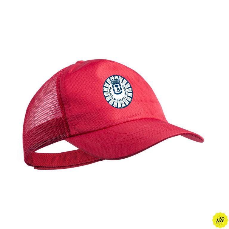 Gorra escudo Policía Municipal