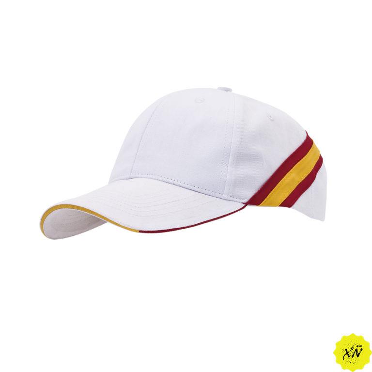 gorra España color blanco