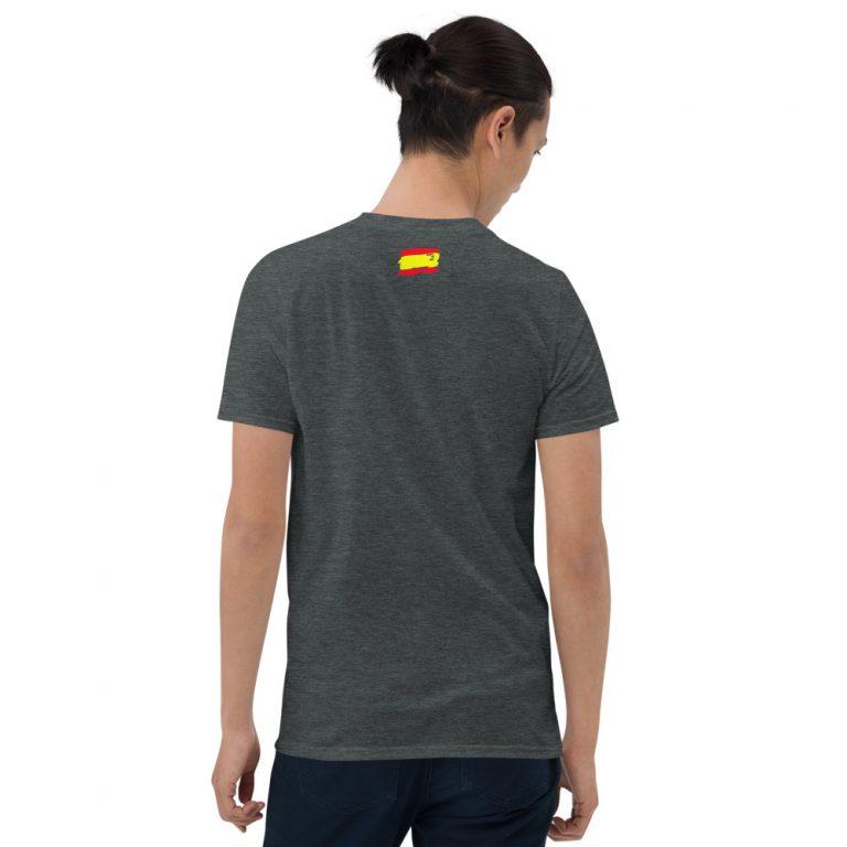 Camiseta unisex bandera española