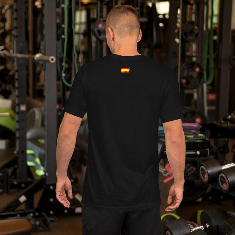 Camiseta de manga corta calavera