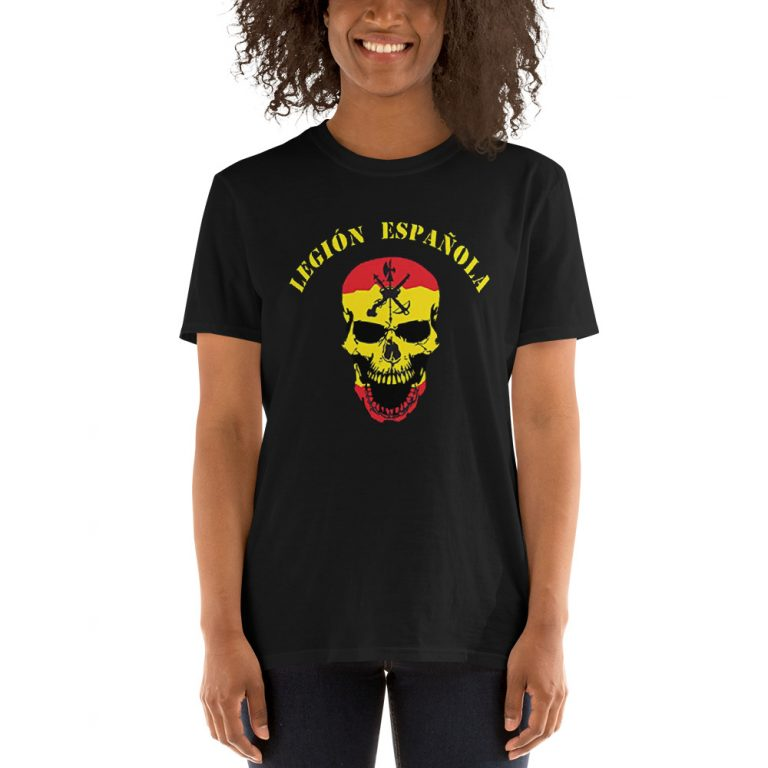 Camiseta Unisex Viva la Muerte