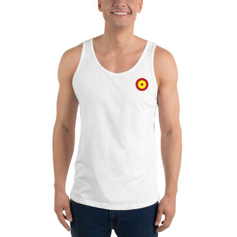 Camiseta sin mangas ejército del aire diana