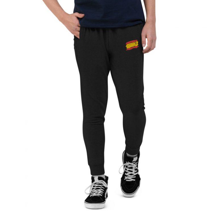 Pantalón largo de deporte bandera España
