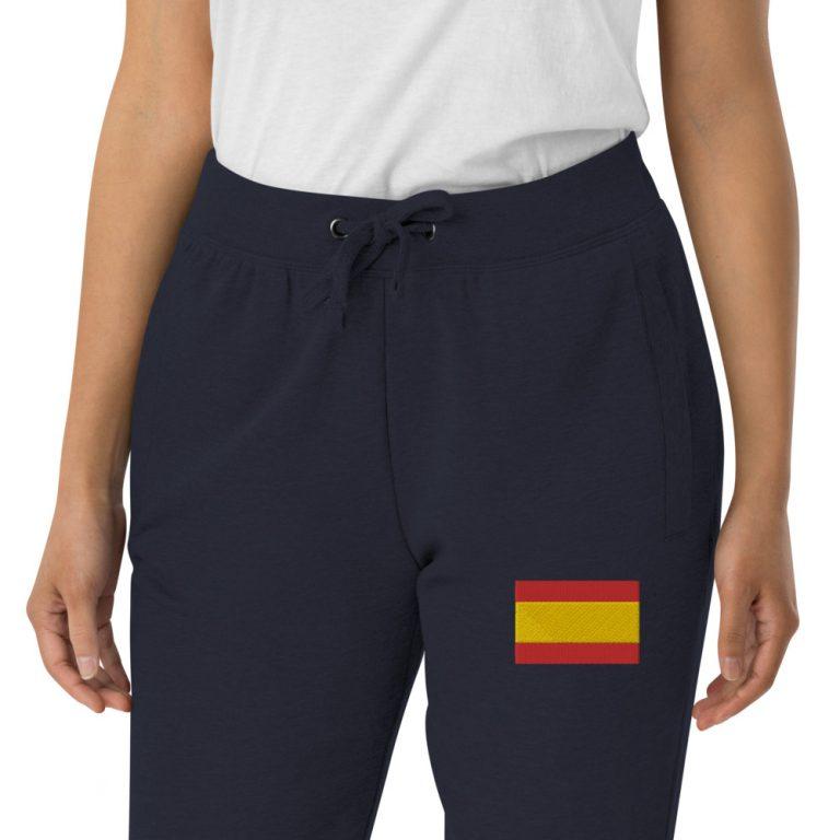 Pantalón chándal bandera España