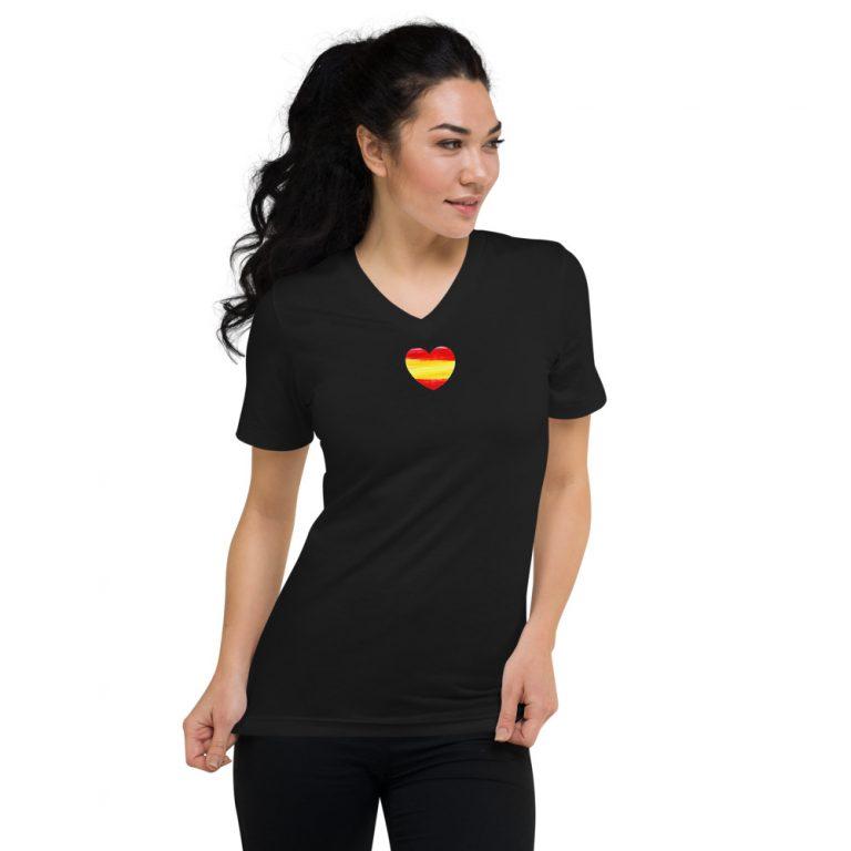 Camiseta España corazón