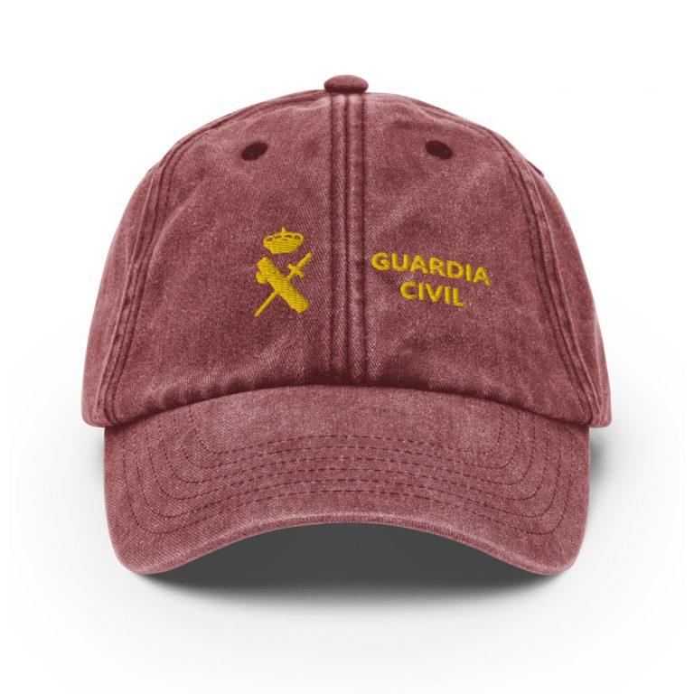 Gorra Guardia Civil Bordado