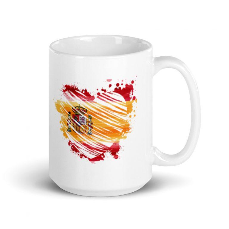 Taza cerámica de España para regalo