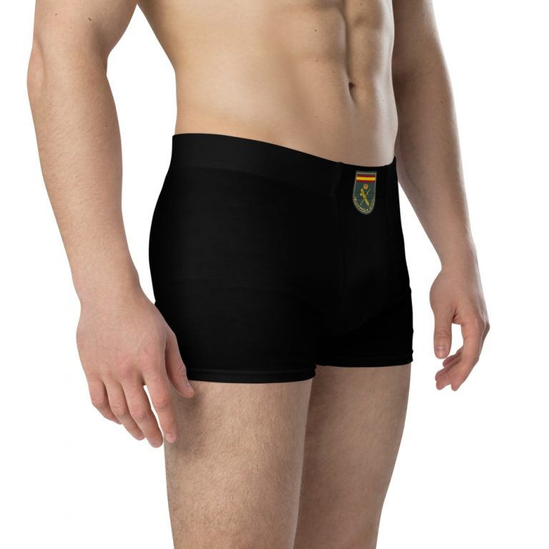 Calzoncillos boxer escudo Guardia Civil