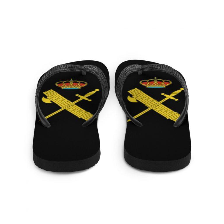 Chanclas escudo Guardia Civil