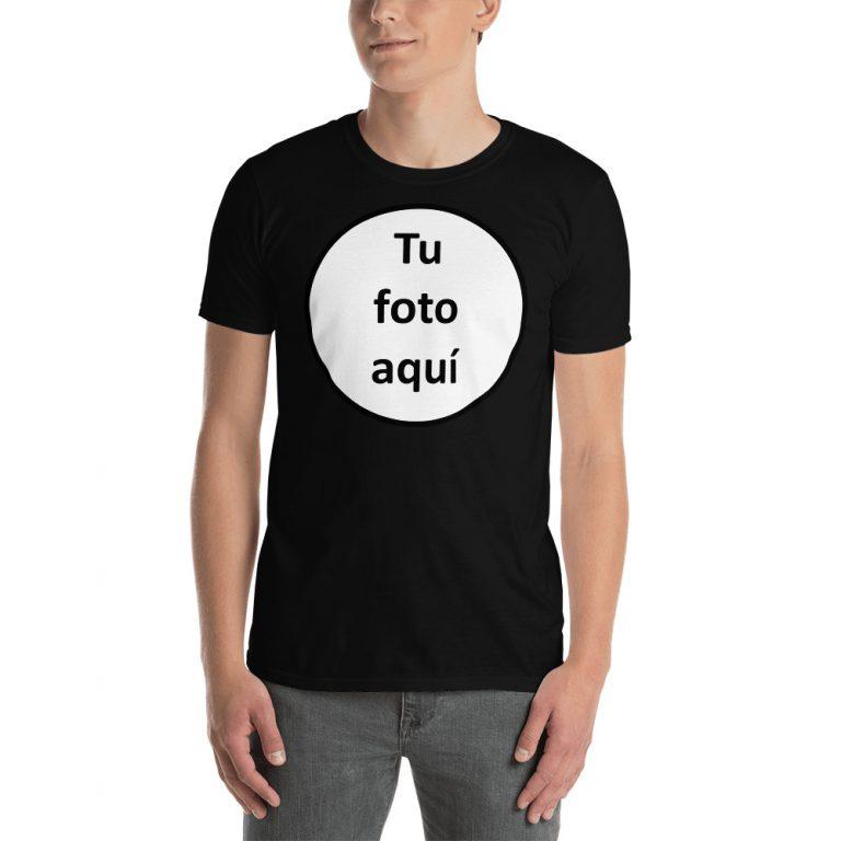 Personalizar camiseta de manga corta online