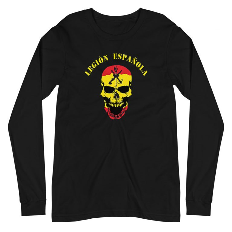 Camiseta manga larga Legión Española