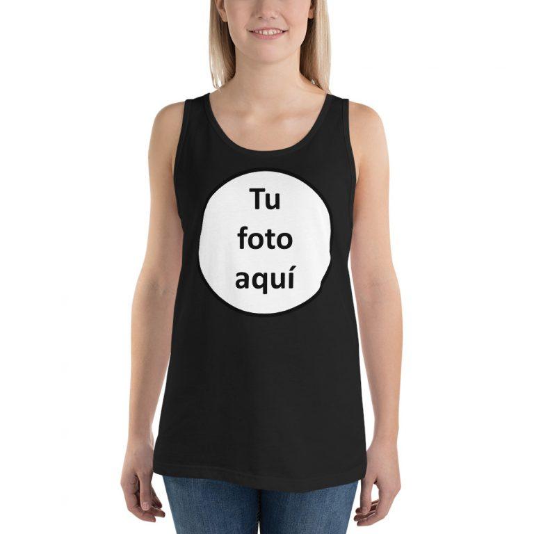 Personalizar camiseta de tirantes online