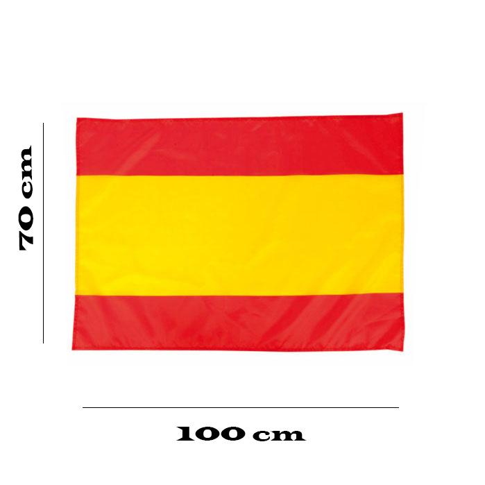 Bandera de España franquista