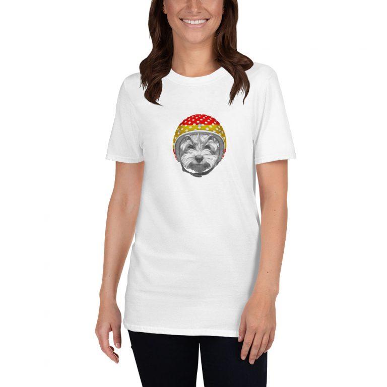 Camiseta Yorkshire casco ESPAÑA Mujer